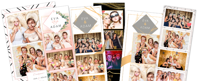 PictureBooth templates